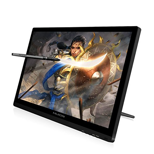 Navitech Black Graphics Tablet Case//Bag Compatible with The HUION INSPIROY H640P 8192